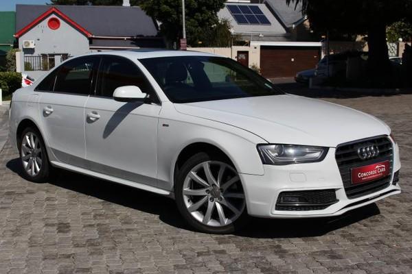 2012 Audi A4 1.8t S  Western Cape Cape Town_0