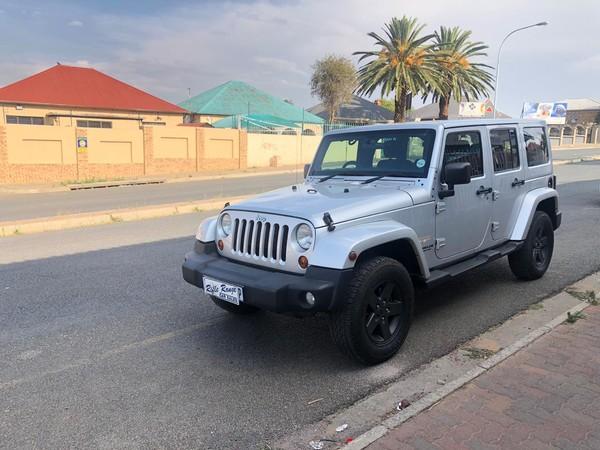 2012 Jeep Wrangler Unlimited 3.6l V6 At  Gauteng Rosettenville_0
