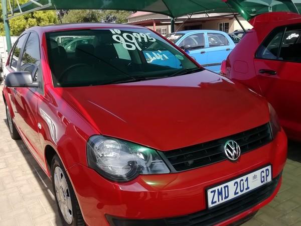2010 Volkswagen Polo Vivo 1.4 Trendline Gauteng Boksburg_0