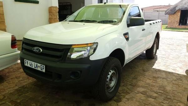 2015 Ford Ranger 2.2TDCi LR Single Cab Bakkie Gauteng Springs_0