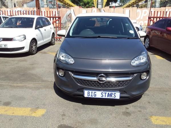 2015 Opel Adam 1.0T 3-Door Gauteng Johannesburg_0