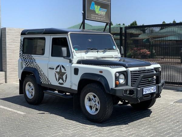 2001 Land Rover Defender 90 2.5 Td5 Csw  Gauteng Johannesburg_0