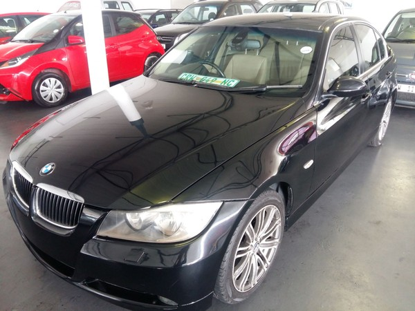 2008 BMW 3 Series 325i At e90  Western Cape Worcester_0