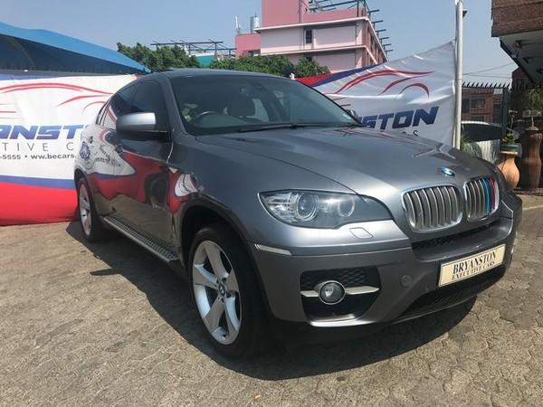 2008 BMW X6 Xdrive35d Exclusive  Gauteng Bryanston_0