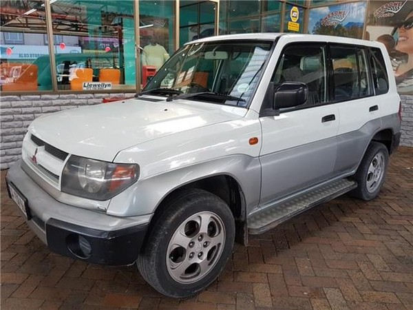 2001 Mitsubishi Pajero 1.8 4x4 PETROL Western Cape Goodwood_0