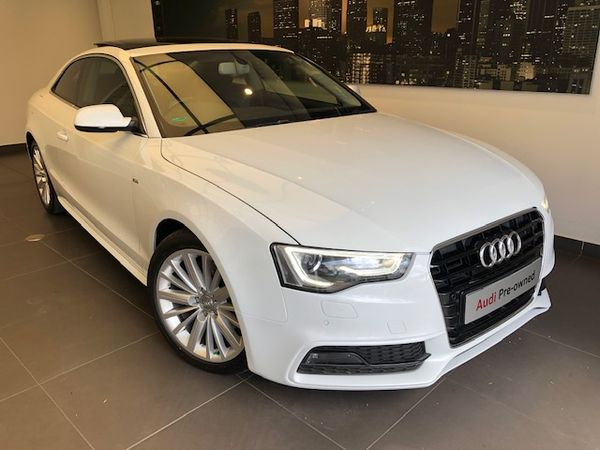 2016 Audi A5 2.0 Tdi Multi  Free State Bloemfontein_0