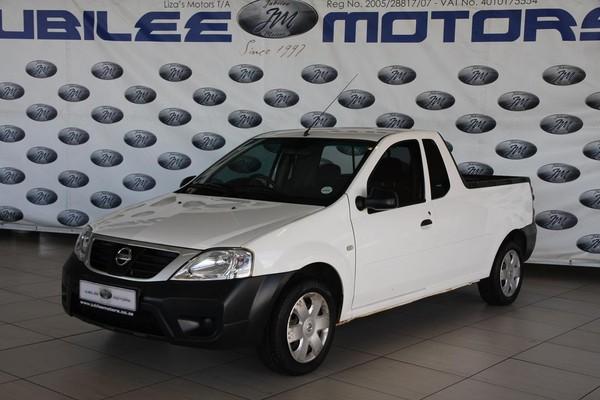 2015 Nissan NP200 1.5 Dci  Ac Safety Pack Pu Sc  Gauteng Springs_0