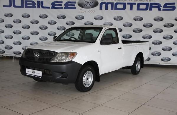2008 Toyota Hilux 2.5d-4d Pu Sc  Gauteng Springs_0