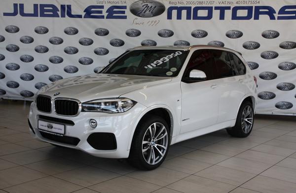 2018 BMW X5 xDRIVE30d M-Sport Auto Gauteng Springs_0