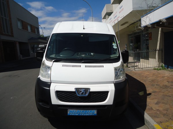 2011 Peugeot Boxer L2h1 2.2 Hdi M Fc Pv Neat Western Cape Somerset West_0