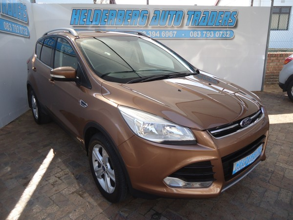 2013 Ford Kuga 1.6 Ecoboost Ambiente Very Clean Western Cape Somerset West_0