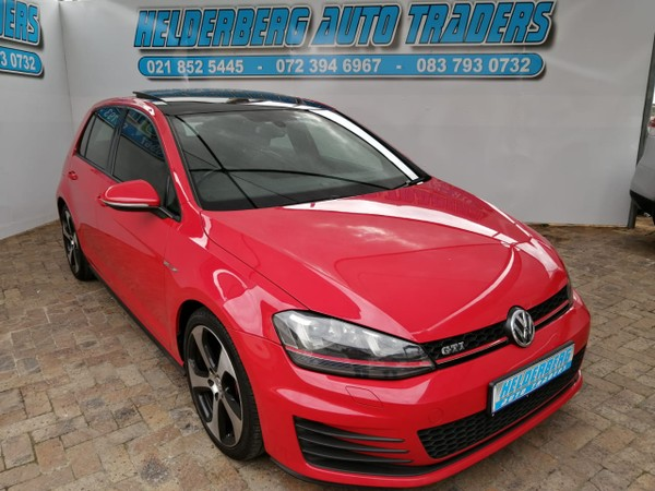 2014 Volkswagen Golf VII GTi 2.0 TSI DSG Immaculate FSH Agents Western Cape Somerset West_0