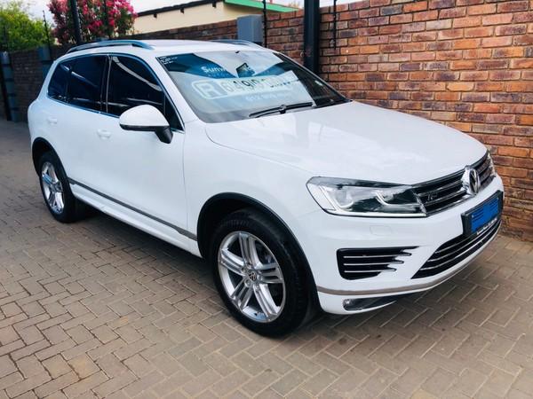 2017 Volkswagen Touareg GP 3.0 V6 TDI Luxury TIP Gauteng Pretoria_0