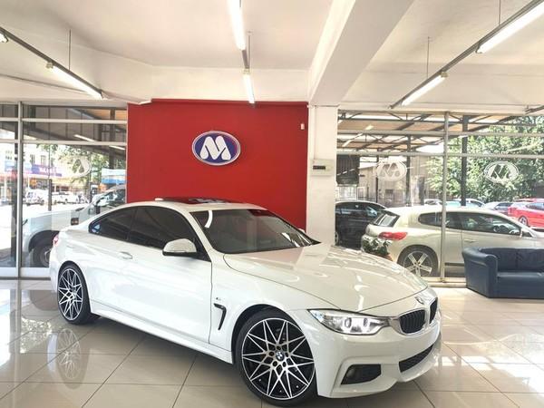 2016 BMW 4 Series Coupe Auto Gauteng Vereeniging_0