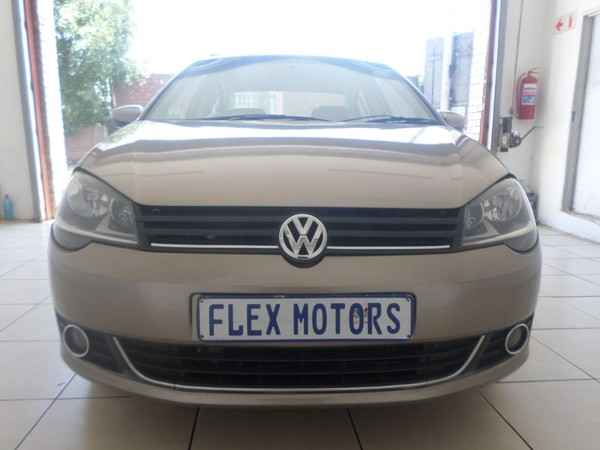 2016 Volkswagen Polo Vivo 1.6 Gauteng Johannesburg_0