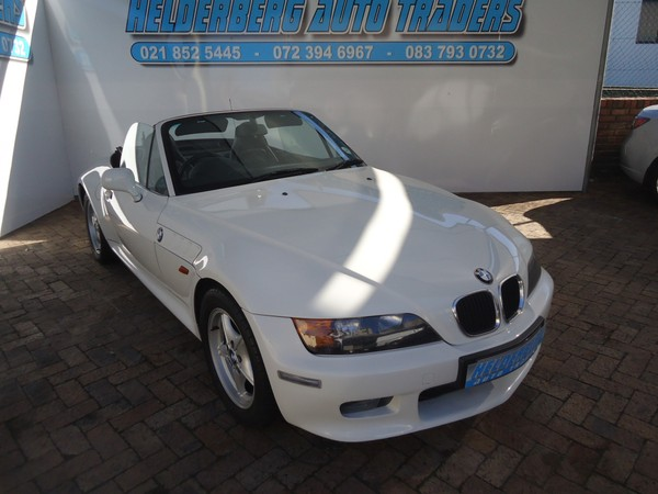 1998 BMW Z3 Roadster 2.8i At e367  Western Cape Somerset West_0