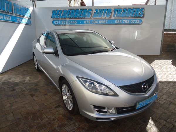 2009 Mazda 6 2.0 Active  Western Cape Somerset West_0