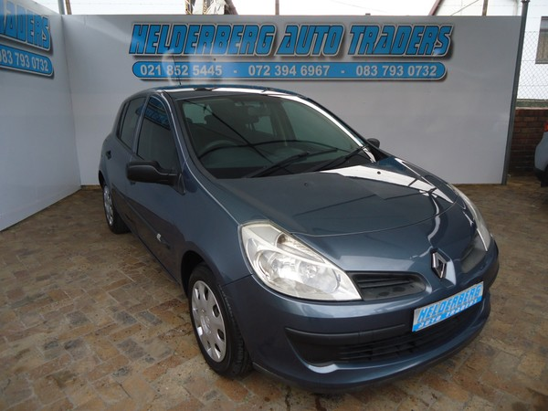 2007 Renault Clio 1.5 Dci Expression  Western Cape Somerset West_0