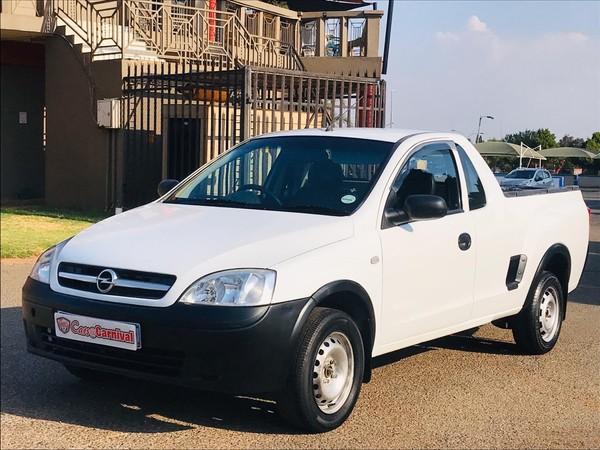 2006 Opel Corsa Utility 1.4i Bakkie CLEAN Gauteng Brakpan_0