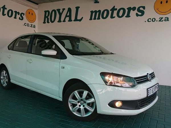 2012 Volkswagen Polo 1.4 Comfortline  Gauteng Krugersdorp_0