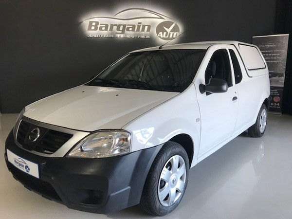 2013 Nissan NP200 1.6  Ac Safety Pack Pu Sc  Western Cape Goodwood_0