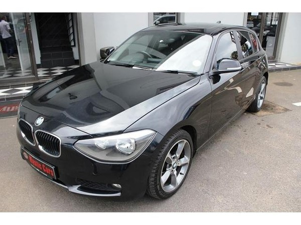 2014 BMW 1 Series 120d 5dr At f20  Kwazulu Natal Durban_0
