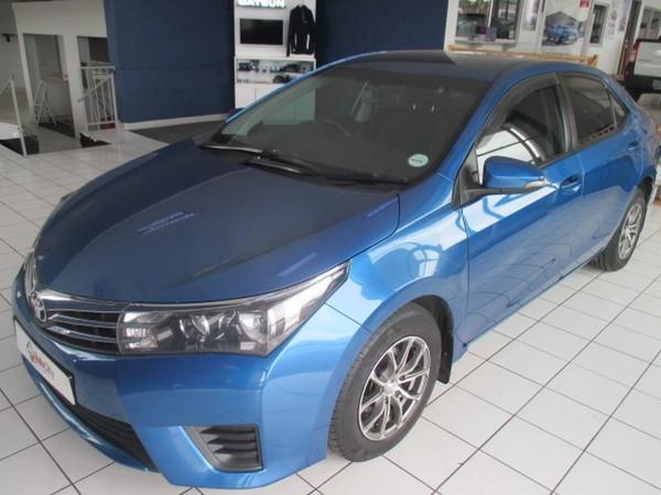 2015 Toyota Corolla 1.4D Esteem Gauteng Nigel_0