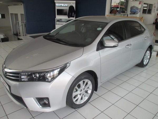 2015 Toyota Corolla 1.8 Exclusive Gauteng Nigel_0
