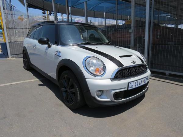 2011 MINI Cooper S S Clubman  Gauteng Johannesburg_0
