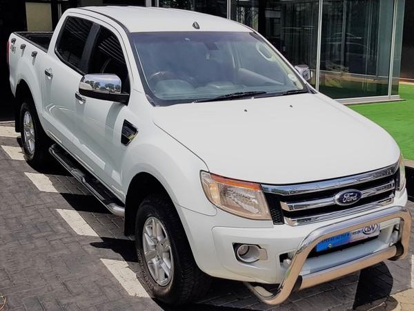 2014 Ford Ranger 3.2TDCi XLT 4X4 Double Cab Bakkie Gauteng Midrand_0