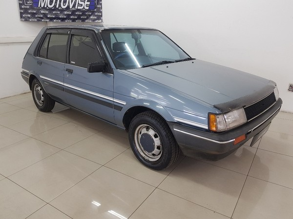 1986 Toyota Conquest 1600 Rs  Gauteng Vereeniging_0