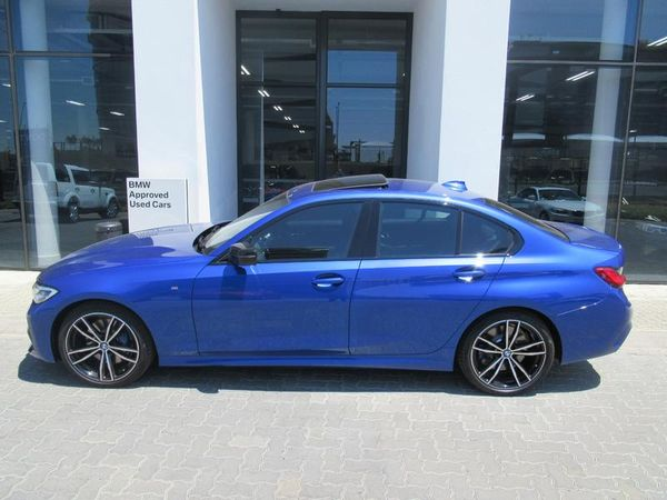 2019 BMW 3 Series 330i M Sport Launch Edition Auto G20 Gauteng Midrand_0