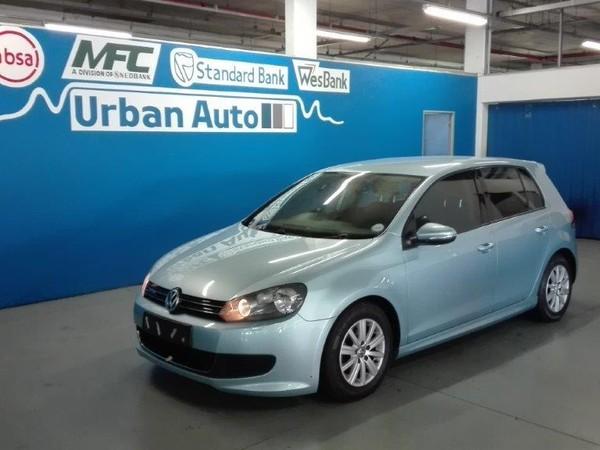 2011 Volkswagen Golf Vi 1.6 Tdi Bluemotion  Western Cape Parow_0