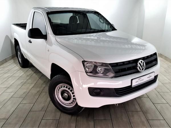 2012 Volkswagen Amarok 2.0tdi 90kw Sc Pu  Free State Bloemfontein_0
