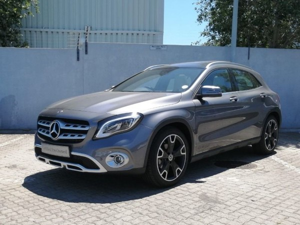 2019 Mercedes-Benz GLA-Class 200 Auto Western Cape Somerset West_0