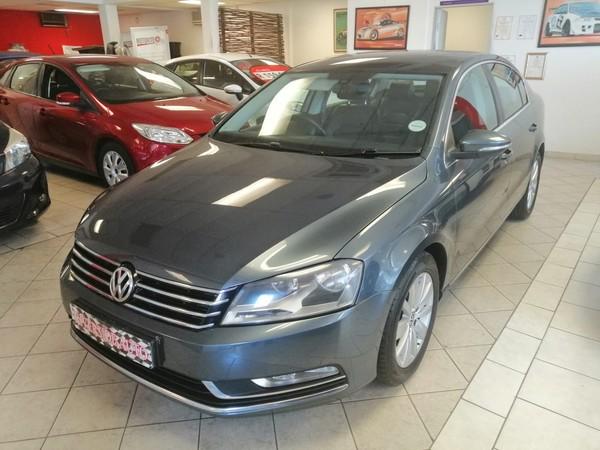2013 Volkswagen Passat 1.8 Tsi Clne 118 Kw  Western Cape Cape Town_0