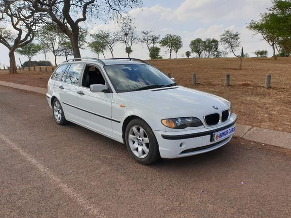 2004 BMW 3 Series 318i Touring At e46  Gauteng Pretoria West_0