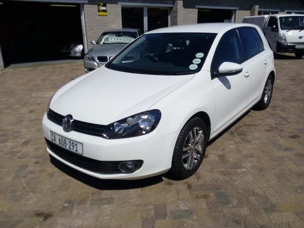2011 Volkswagen Golf Vi 1.4 Tsi Comfortline  Western Cape Plumstead_0