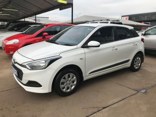 2015 Hyundai i20 1.2 Motion Gauteng Vanderbijlpark_0