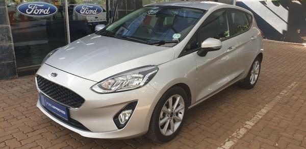 2018 Ford Fiesta 1.0 Ecoboost Trend 5-Door Auto Limpopo Mokopane_0