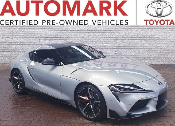 2019 Toyota Supra GR 3.0T Gauteng Boksburg_0