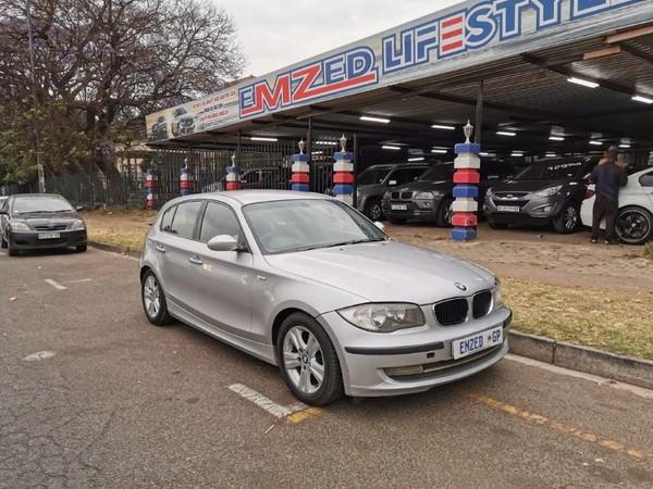 2008 BMW 1 Series 118i e87  Gauteng Benoni_0