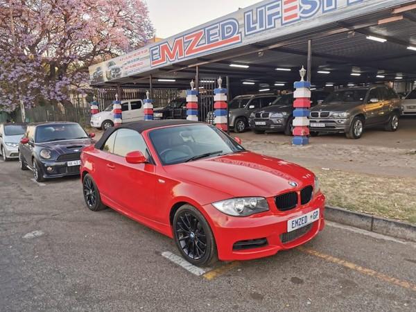2011 BMW 1 Series 120i Convertible At  Gauteng Benoni_0