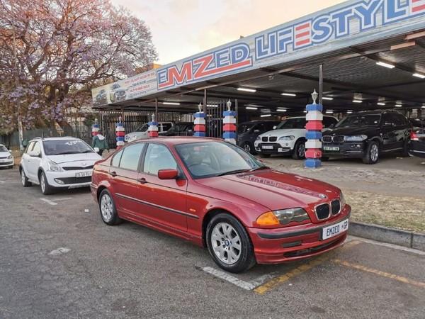 2001 BMW 3 Series 320d e46fl  Gauteng Benoni_0
