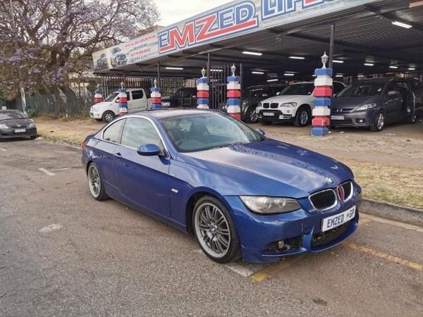 2007 BMW 3 Series 325i Coupe e92  Gauteng Benoni_0