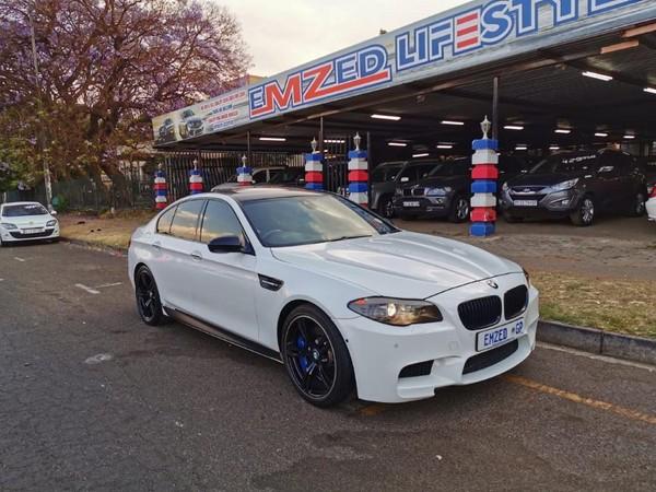 2013 BMW M5 f10  Gauteng Benoni_0