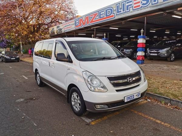 2011 Hyundai H1 2.5 Crdi Multicab At 6 Seat  Gauteng Benoni_0