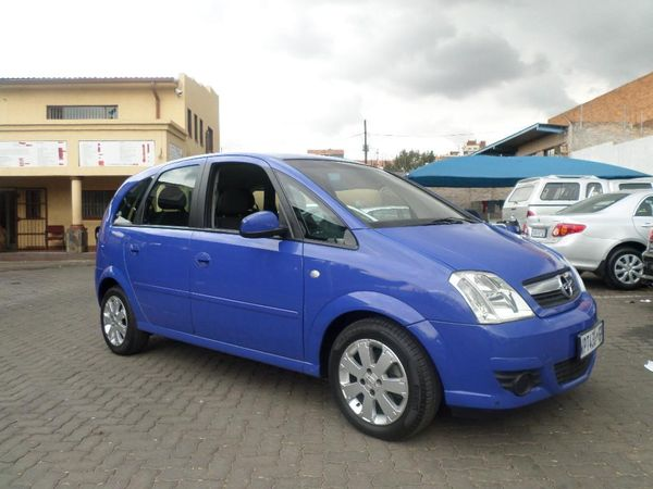2007 Opel Meriva 1.4 Essentia  Gauteng Benoni_0