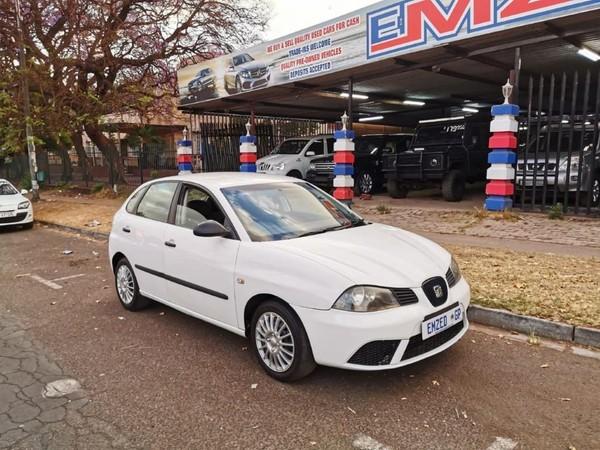 2007 SEAT Ibiza 1.6 5dr  Gauteng Benoni_0