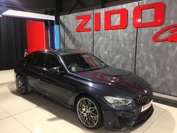 2016 BMW M3 M-DCT 30 Jahre Edition Gauteng Kempton Park_0